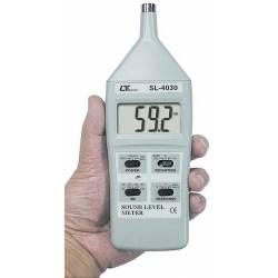 Misuratore del livello del suono di classe 2 Lutron SL-4030