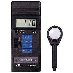 Luxmetro ad alta risoluzione Lutron LX-108