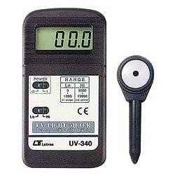Misuratore di raggi UVA e UVB Lutron UV-340A