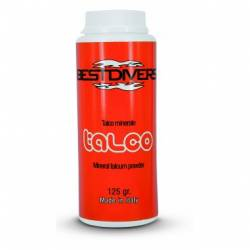 Talco minerale Best Divers