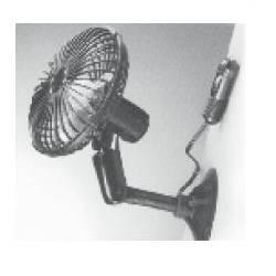 Ventilatore a parete Trem 12V