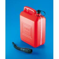 Tanica carburante con indicatore di livello Trem 10 LT / 5 LT