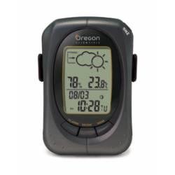 Barometro termo-igrometro Oregon NERO