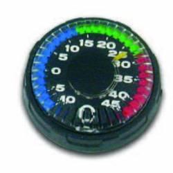 Termometro per cinghino orologio Virginia 30 mm