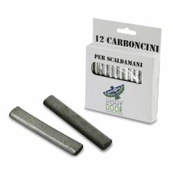 Carboncini di ricambio Brunner REFILL