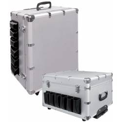 Set 2 Valigie professionali in alluminio Lafayette TK-2
