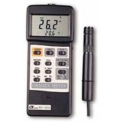 Misuratore dell'ossigeno disciolto Lutron DO-5510