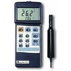 Misuratore dell'ossigeno disciolto Lutron DO-5511