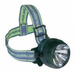 Lampada frontale 2 in 1 ALOGENA/LED