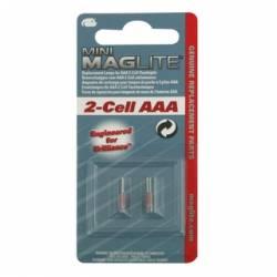 Lampadine di ricambio MagLite per mod. MINI AAA