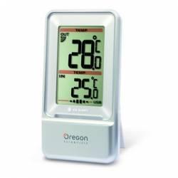 Termometro con allarme rischio ghiaccio Oregon IN/OUT
