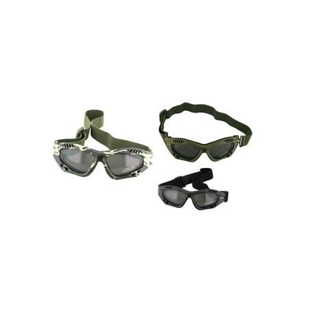 negozio online 56362 0bd4e Occhiali da sole tattici Virginia PROTEZIONE UV400 ELASTICO