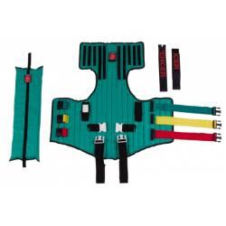 Estricatore/immobilizzatore spinale Spencer SED