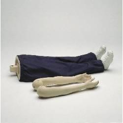 Braccia e gambe flessibili Laerdal RESUSCI ANNE