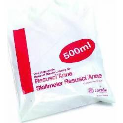 Vie aeree 400/600 ml. Laerdal RESUSCI ANNE