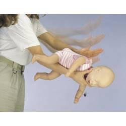 Manichino neonato Laerdal BABY ANNE