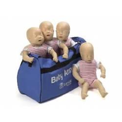 Manichino neonato pz.4 Laerdal BABY ANNE
