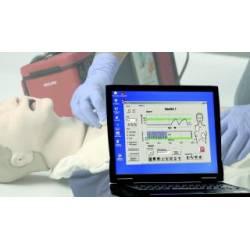 Strumento portatile addestramento Laerdal PC SKILLREPORTING