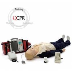 Manichino addestramento Laerdal RESUSCI ANNE Q-CPR/D