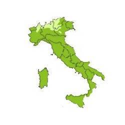 Mappa escursionistica MyNav ALPI CENTRALI + ITALIA