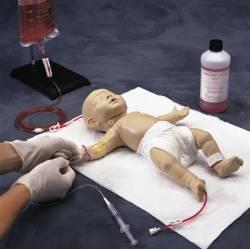 Manichino corpo intero neonato Laerdal NITA NEWBORN