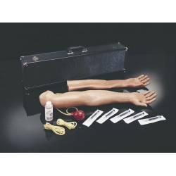 Kit completo di braccio arterioso rigido Laerdal