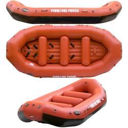 Battello da rafting OW RAFT NRS E 136 2 TAMBURELLI