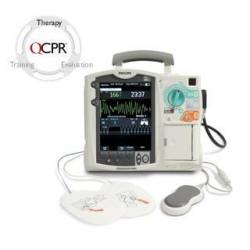 Monitor defibrilla SPO2 NIBP pacing 12L piattelli Laerdal MRX