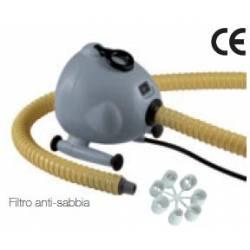 Gonfiatore elettrico Bravo OV10 120/230