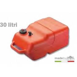 Tanica carburante senza indicatore di livello Trem 30 LITRI