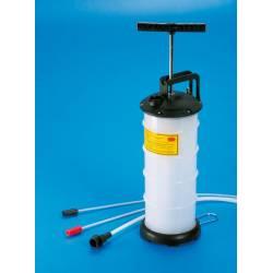 Pompa per estrazione Trem OLIO-ACQUA C/SERBATOIO