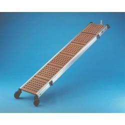 Passerella in alluminio anodizzato Trem BRIDGE