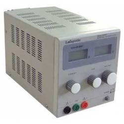 Alimentatore regolabile 0-30V / 0-5A Lafayette M10-SP-305C LCD