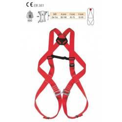 Imbragatura anticaduta Camp BASIC