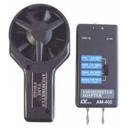 Adattatore anemometro Lutron AM-402