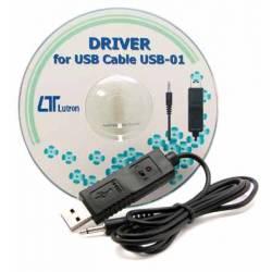 Cavo USB per strumenti Lutron USB-01