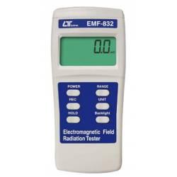 Misuratore di campo elettromagnetico Lutron EMF-832