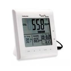 Monitor per il controllo qualità dell'aria Lafayette CO2