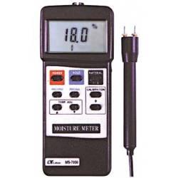 Misuratore d'umidità per materiali speciali Lutron MS-7000