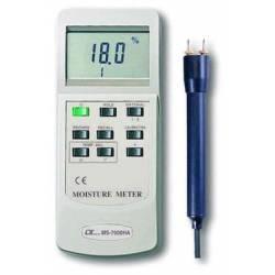 Misuratore d'umidità per materiali speciali Lutron MS-7000HA