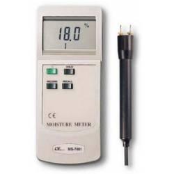 Misuratore digitale di umidità Lutron MS-7001
