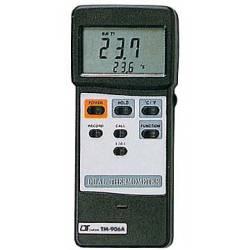 Termometro con 2 ingressi Lutron TM-906A