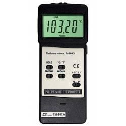 Termometro con alta precisione Lutron TM-907A