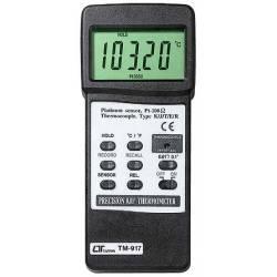 Termometro alta precisione 0,01° Lutron TM-917