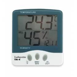 Termometro e igrometro digitale Lafayette TM-4