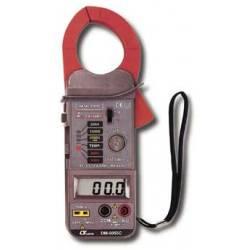 Pinza amperometrica con misura della temperatura Lutron DM-6055
