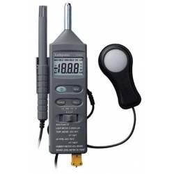 Misuratore ambientale multi-funzione 4 in 1 Lafayette DT-8820