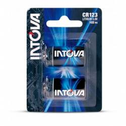 Batteria per torcia intova Best Divers CR123 3V